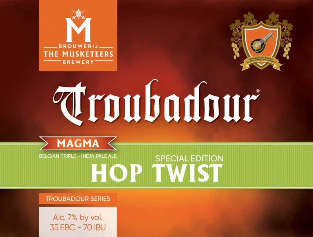 Troubadour Magma Hop Twist