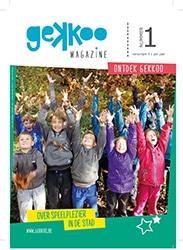 Gekkoo Magazine cover