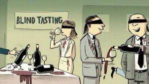Blindegeleide tasting Tastingfestival Meug