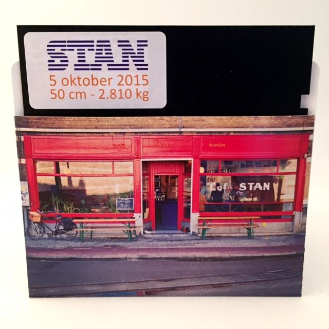 geboortekaartje Stan 2