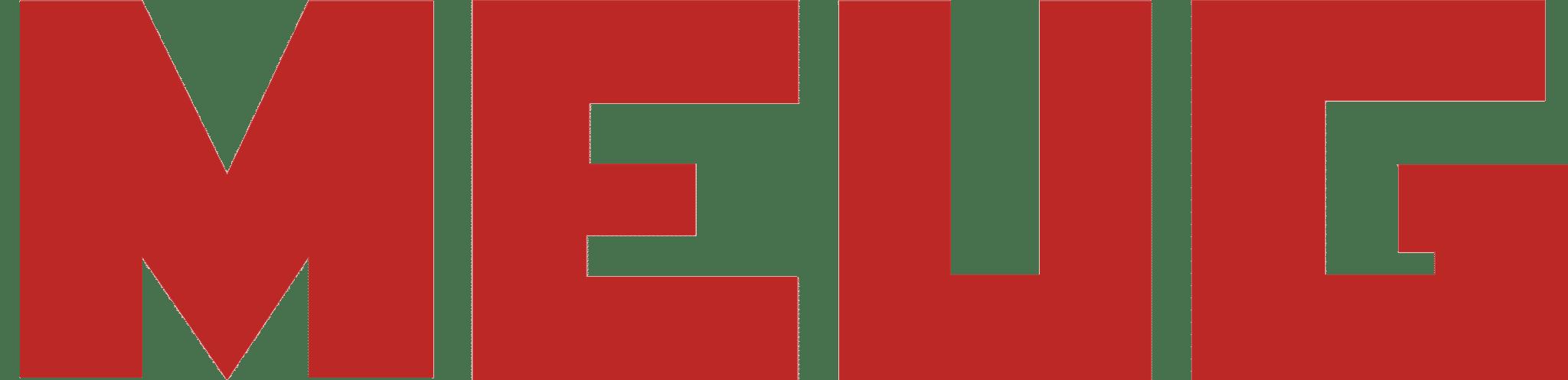 Meug logo