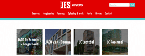 JES Antwerpen website