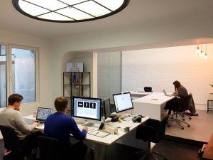 Coworking kantoor House of Reputations