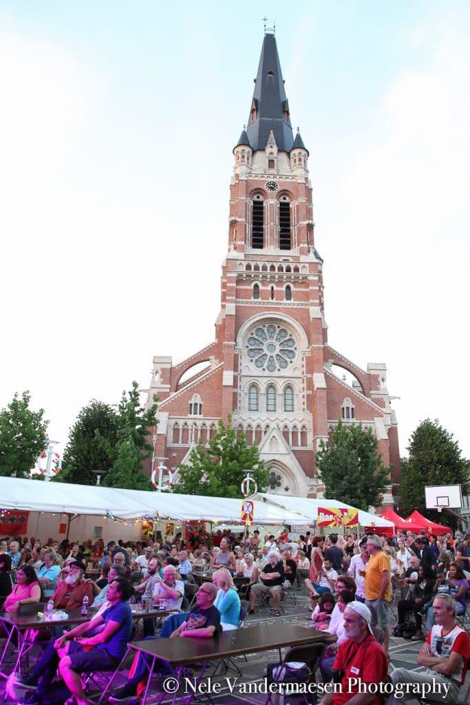 Kerkstraat Plage