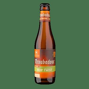 Troubadour Magma Hop Twist flesje
