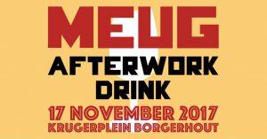 Meug Afterwork Drink Borgerhout