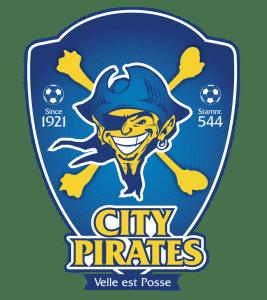 Logo City Pirates
