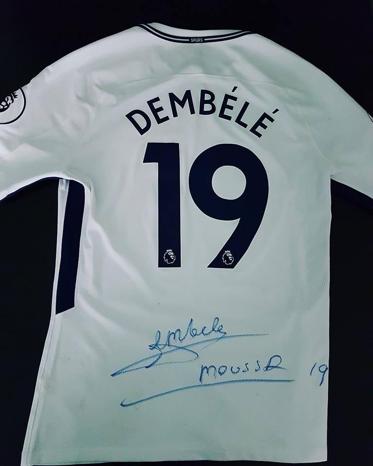 truitje Moussa Dembele