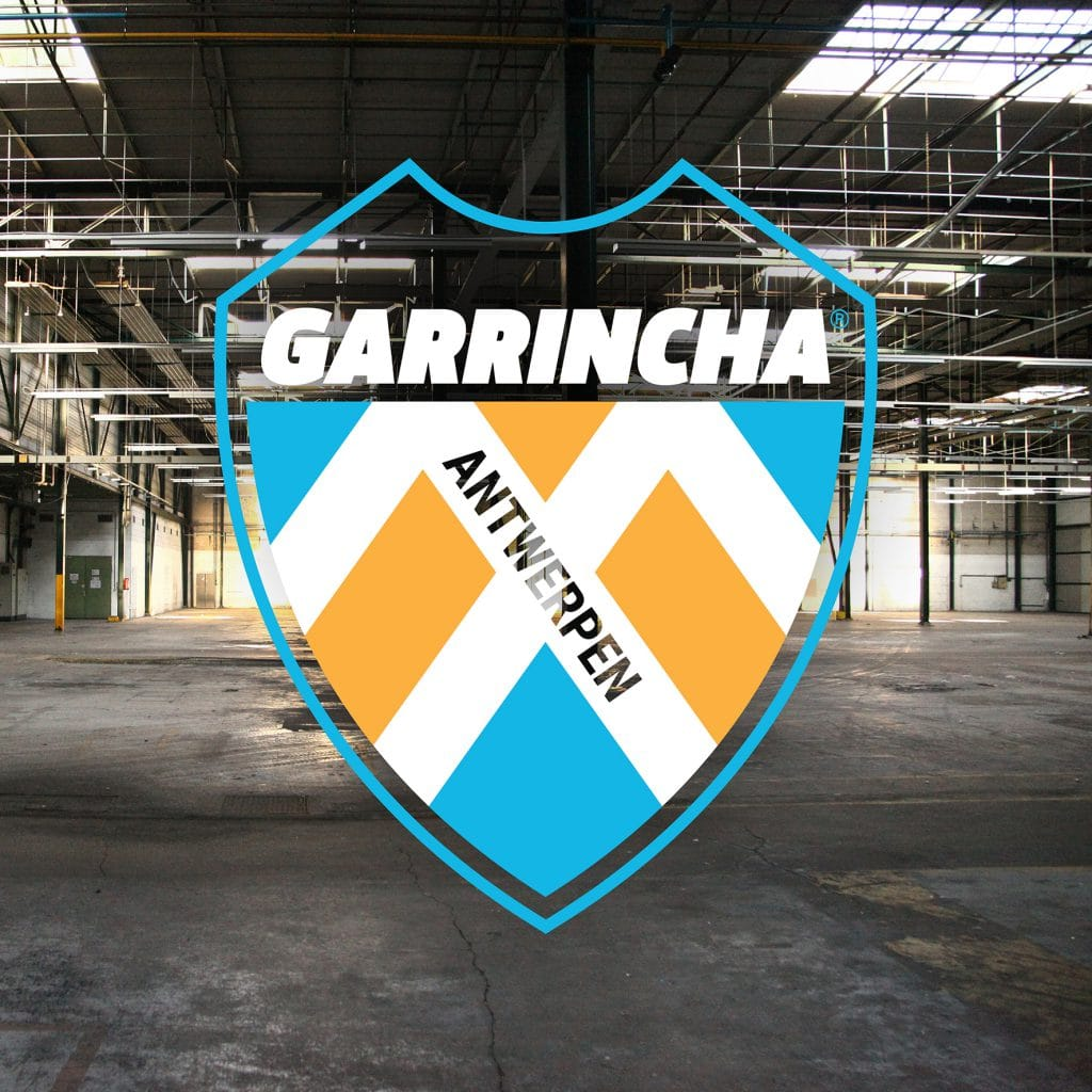Garrincha in de Blikfabriek