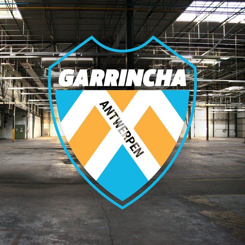 Garrincha in de Blikfabriek