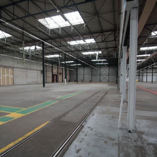 Blikfabriek interieur 1