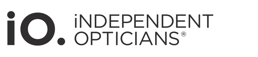 io - independent opticians logo