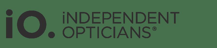io - independent opticians logo