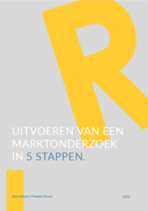 Reputations e-book marktonderzoek in de praktijk