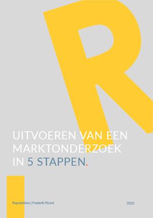 Reputations e-book marktonderzoek in de praktijk