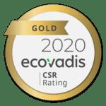 EcoVadis 2020 logo