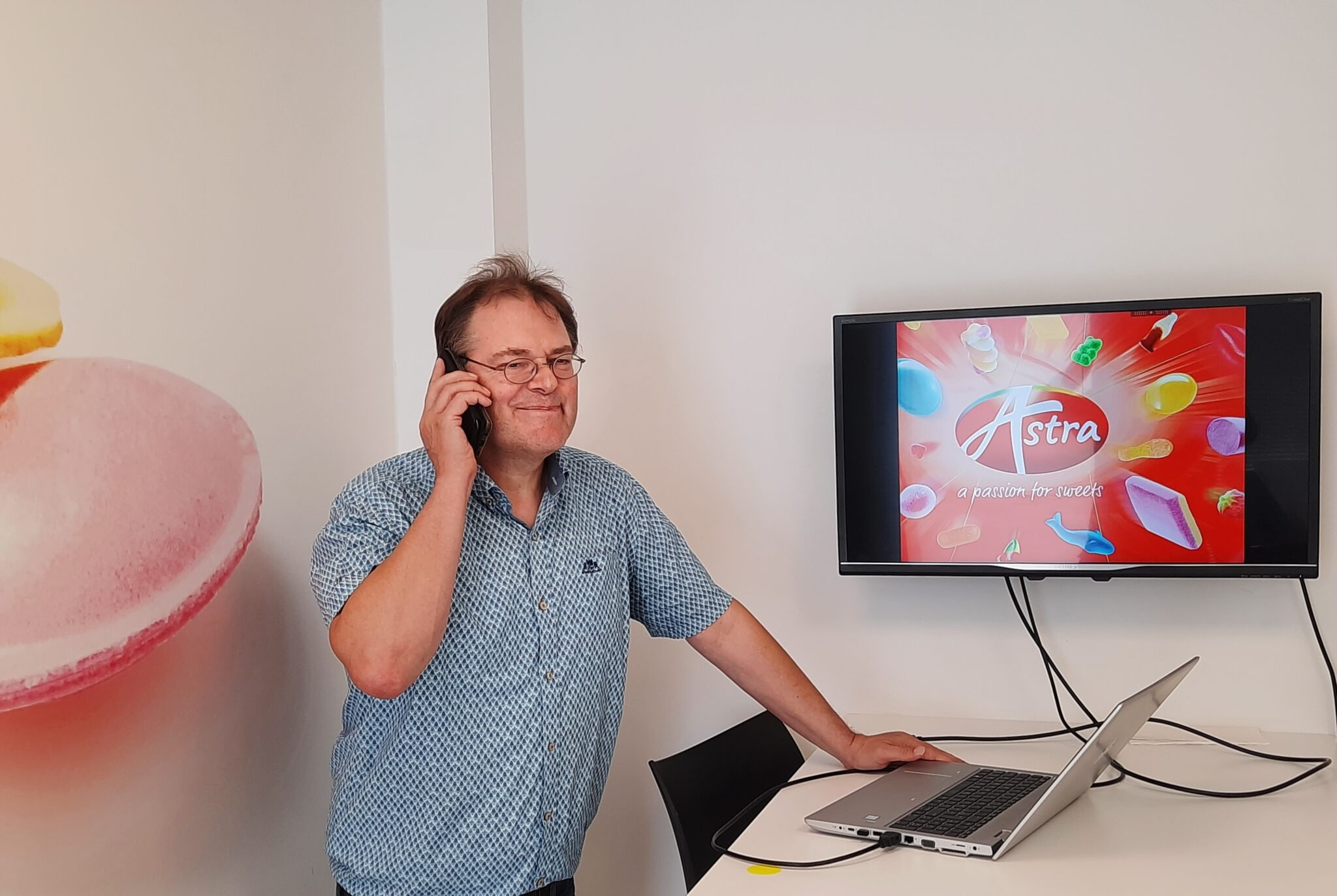 Stefan Verbeken Astra Sweets